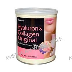 Fine USA Trading Inc., Hyaluron & Collagen Original, 6.3 oz (180 g)