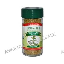 Frontier Natural Products, Organic Oregano Leaf Flakes, 0.36 oz (10 g)