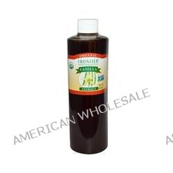 Frontier Natural Products, Organic, Vanilla Extract, 16 fl oz (472 ml)