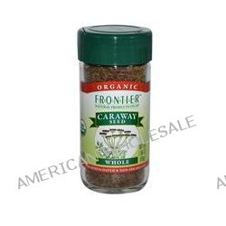 Frontier Natural Products, Organic Caraway Seed, Whole, 1.96 oz (56 g)
