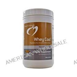 Designs For Health, Whey Cool, Proprietary Non-Denatured Whey Protein, Natural Vanilla Flavor, 2 lbs (900 g)
