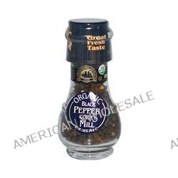 Drogheria & Alimentari, Organic Black Pepper Corns Mill Grinder, 1.58 oz (45 g)