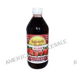 Dynamic Health  Laboratories, Cranberry Juice Concentrate, 100% Pure, 16 fl oz (473 ml)