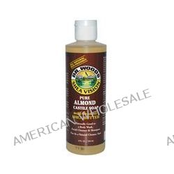 Dr. Woods, Pure Almond Castile Soap, with Organic Shea Butter, 8 fl oz (236 ml)