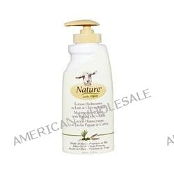 Canus, Nature, Moisturizing Lotion with Fresh Goat's Milk, Olive Oil & Wheat Proteins, 11.8 oz (350 ml)