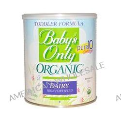 Baby's Only Organic, Toddler Formula, Dairy, Iron Fortified, 12.7 oz (360 g)