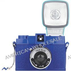 Lomography Diana F+ Medium Format Camera (True Blue) HP700TB B&H