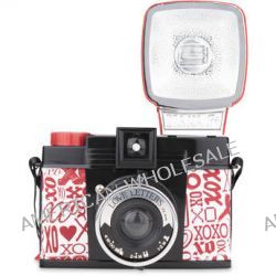 Lomography Diana F+ Medium Format Camera (Love Letters) HP700LL