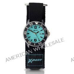 Xpose by Sekonda Damen-Armbanduhr Analog Plastik blau 3296.05 Biżuteria i Zegarki