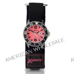 Xpose by Sekonda Damen-Armbanduhr Analog Plastik rosa 3298.05 Biżuteria i Zegarki