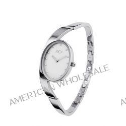 XC38 Damen-Armbanduhr Analog Quarz Silber 701367113M0000 Biżuteria i Zegarki