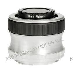 Lensbaby  Scout Fisheye Lens for Nikon F LBSFEN B&H Photo Video