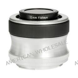 Lensbaby Scout Fisheye Lens for Sony Alpha LBSFES B&H Photo