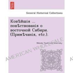 ... . ( , Etc.). by Nikolai Vasilevich Semivsky, 9781249011415.