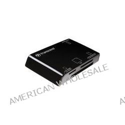Transcend  Multi-Card Read P8 (Black) TS-RDP8K B&H Photo Video