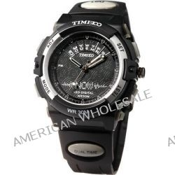Time100 LED Multifunktion-Analog-Digital-Armbanduhr W40004G.04A