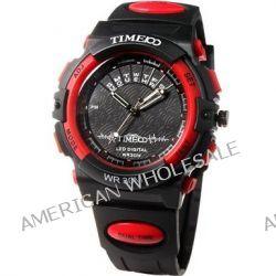 Time100 LED Multifunktion-Analog-Digital-Armbanduhr W40004G.03A
