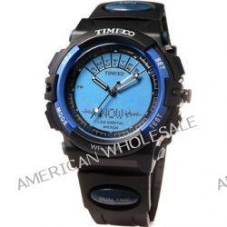 Time100 LED Multifunktion-Analog-Digital-Armbanduhr W40004G.02A