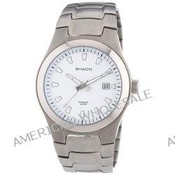 Shaon Herren-Armbanduhr XL Analog Quarz Titan 53-7030-88