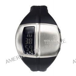Solus Unisex-Armbanduhr Digital Automatik Kunststoff schwarz SL-810-001