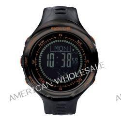 Solus Unisex-Armbanduhr Digital Automatik Kunststoff schwarz SL-110-004