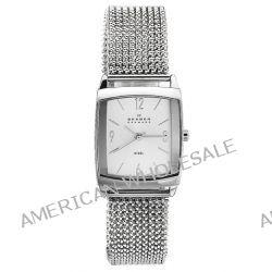 Skagen Damen-Armbanduhr Analog Quarz Edelstahl 691SSS1