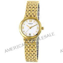 Stuhrling Original Damen 604,12332 Classique 'Marquis' Schweizer Schlank Uhr Biżuteria i Zegarki