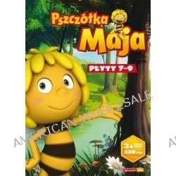 Pszczółka Maja - płyty 7-9 (3 DVD) (DVD) - Daniel Duda