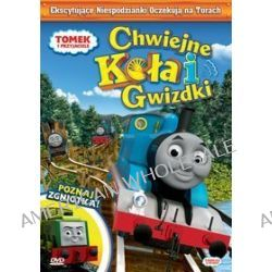 Tomek i przyjaciele - Chwiejne koła i gwizdki (DVD)