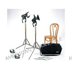 Lowel PRO Power Tungsten LED 2-Light AC Kit with LB-30 G5-92TULB