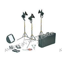 Lowel PRO Power Tungsten LED 3-Light AC Kit G5-93TU B&H Photo