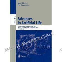Advances in Artificial Life : 6th European Conference, Ecal 2001, Prague, Czech Republic, September 10-14, 2001. Proceed Po angielsku