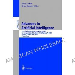 Advances in Artificial Intelligence : 15th Conference of the Canadian Society for Computational Studies of Intelligence, Po angielsku