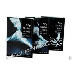 Fifty Shades Trilogy Shrinkwrapped Set by E L James, 9780385537810.