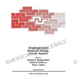 Angiogenesis: Molecular Biology, Clinical Aspects - Proceedings of a NATO ASI Held in Rhodes, Greece, June 16-17, 1993, Molecular Biology, Clinical Aspects by Michael E. Maragoudakis, 9780