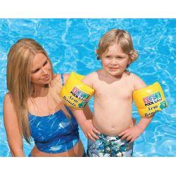 Rękawki do pływania żółte  20x15cm 56643 INTEX