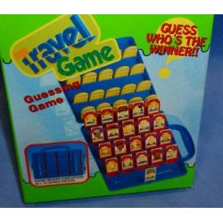 Gra podróżna ZGADNIJ KTO ZWYCIĘŻA Guessing Game
