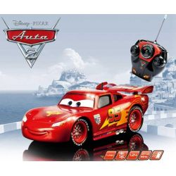 Cars2 RC Zygzak McQueen metalic 203089538 DICKIE