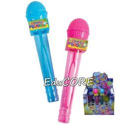 BAŃKI MYDLANE mikrofon kolory  EduCORE