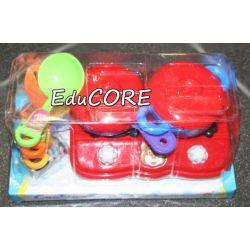 Naczynia kuchnia akcesoria garnki EduCORE