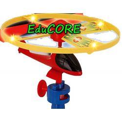 HELIKOPTER ŚWIECĄCY ROTOR na baterie UFO EduCORE