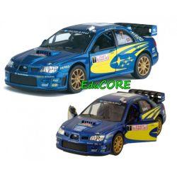 SUBARU IMPREZA WRC auto meta 1:36 KT5328W KINSMART