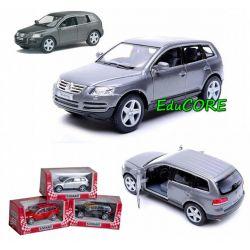 VW TOUAREG auto metal pudełko KT5078W KINSMART