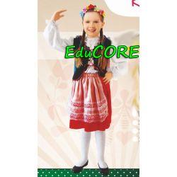 KRAKOWIANKA karnawał kostium strój 122/128 EduCORE