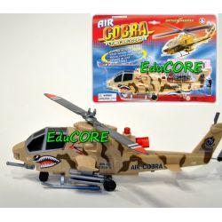 Helikopter AIR COBRA ze światłami c728 EduCORE