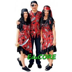 PIRAT KORSARZ ROGER XL kostium strój EduCORE