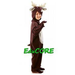RENIFER RUDOLF  kostium strój 122/128  EduCORE