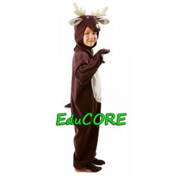 RENIFER RUDOLF  kostium strój 110/116  EduCORE