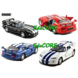DODGE VIPER GTS auto metal 1:36  KT5039W KINSMART