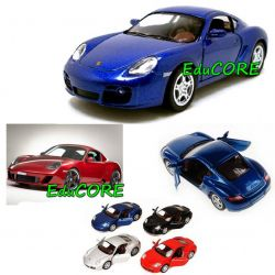 PORSCHE CAYMAN S auto metal 1:34  KT5307W KINSMART